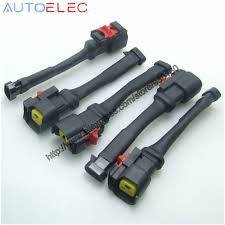 delphi wiring harness promotion shop for promotional delphi wiring Delphi Wiring Harness 1pcs adaptor changing lq4, lq9 4 8 5 3 6 0 delphi wire harness to ls2 ls3 ls7 ev6 automotive injector adapters lsx delphi wiring harness connectors