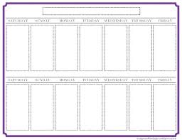 Professional Calendar Template Weekly Schedule Calendar Template Markdavison Me