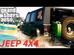 vote no on gta v no water jeep xj test jeep 4x4 rubicon para gta v review instalacion