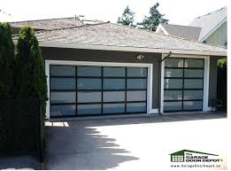 installing a garage door opener how to install new medium size of installation cost replace on