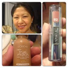 loreal true match in caramel beige w7