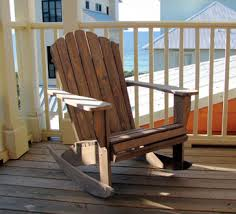 South Walton Adirondack Rocking Chairs Porch Swings Patio Swings