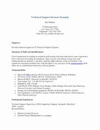 Technical Cover Letter Samples Best 21 Unique Technical Skills For