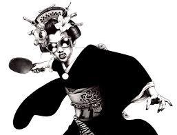 Bold And Black Illustrations By Shohei Otomo Hakuchi Partfaliaz