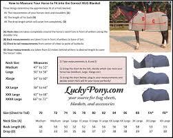 Horse Turnout Blanket Size Chart Hug Waterproof Breathable Horse Turnout Blanket