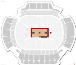 Philips Arena Atlanta Ga Seating Chart Atlanta Hawks Seating Guide State Farm Arena