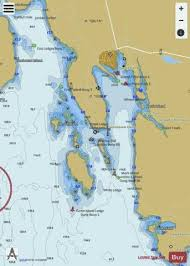 Fishing Charts Near Me Winter Harbor Me Marine Chart Us13322_p2008 Nautical