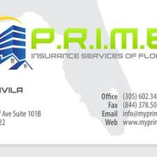 Insurance Quotes Florida Fascinating PRIME Insurance Services Of Florida Get Quote Home Rental