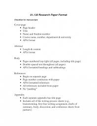 Apa Dissertation Headings 6th Edition Format Sample Formatting