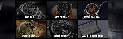 2018 lige mens skeleton wrist watch stainless steel antique design automatic mechanical watches male clock fashion sport