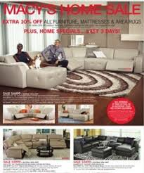 Macys Home Sale Ad 080413 081213 Extra 10 Off all Furniture