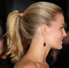 Pony Tail Hair Style The Hottest Ponytail Hairstyles For Prom Ponytail Waitress Hair 3995 by wearticles.com