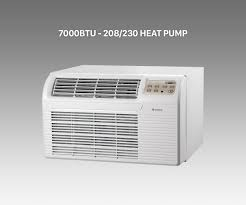 Through The Wall Heating And Cooling Units 26 Air Conditioner 7000btu Heat Pump T2600 Through The Wall Air