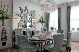fancy dining room chandelier