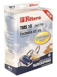 Мешки-<b>пылесборники</b> TMS 18 СТАРТОВЫЙ <b>набор</b>, 2 мешка + ...
