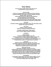 Sample Bad Resume Examples Best Of Examples Of Bad Resumes Good And Luxury Resume Writing The Donts