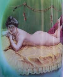 Victorian Nude Woman