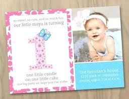 1st Birthday Party Invitation Template 1st Birthday Invitation Template Culture Shock