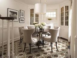 dining room white circle dining table round with chairs dinette kitchen amazing get hd photos of