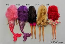 untangle barbie hair for lovely locks