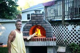backyard pizza oven diy outdoor pizza oven wood burning designs design a homemade fired with 2