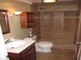 Lovable Basement Bathroom Remodel Ideas  CageDesignGroup - Basement bathroom remodel