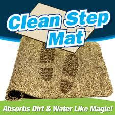 clean step mat xl 24 x 36
