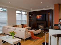 to modern living rooms fireplaces
