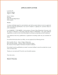 Graduate Cover Letter Examples Cover Letter Sample For Graduate Cover Letter For Graduate Position
