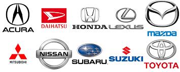 japanese-car-brands-flyer | Auto wreckers Melbourne | Pinterest ...