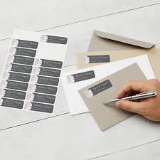 Return Address Labels Custom Address Labels Vistaprint