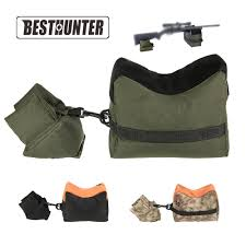 Tatical Front / Rear <b>Bag</b> Support <b>Rifle</b> Sandbag <b>Rest Sniper Hunting</b> ...