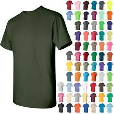 Gildan Color Chart 5000 Details About Ss Gildan 5000 Mens Heavy Cotton Short Sleeve T Shirt Cotton S L More Colors