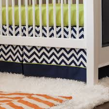 baby boy blue chevron bedding designs