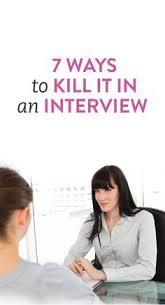 Advice For Second Interview 7 Ways To Be Amazing In Any Job Interview Because