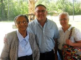Fern with Roger and Betty Egger « Pecan Grove (www.pecan-grove.net)