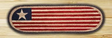 earth rugs original flag braided jute stair treads