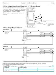 new products jan simplebooklet com maestro maestro 0 10 v dimmer sensor sensor 369833b 8 04 16 15 wiring installations