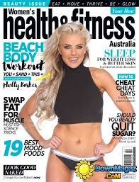 women s health and fitness february