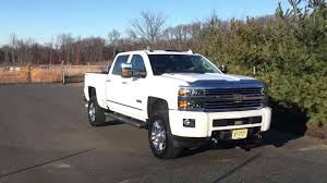 Auto Hd 2015 Chevy Silverado 2500 High Country Lifted Debuts At ...