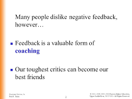 Customer Feedback Form Mesmerizing Get Customer Feedback Chapter 44 Customer Service 44e Paul R Timm 44