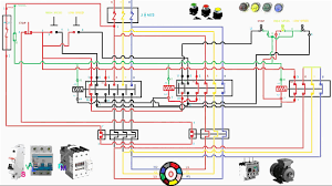 air compressor 120v single phase motor wiring diagram brilliant eaton at 120v Motor Starter Wiring Diagram