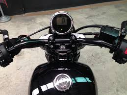yamaha bolt. revo yamaha bolt speedometer relocation kit c