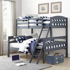 better homes and gardens leighton twin over full bunk bed multiple colors com