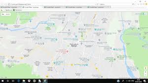 Jungle Heat Map Design Python Plotting Google Map Using Gmplot Package