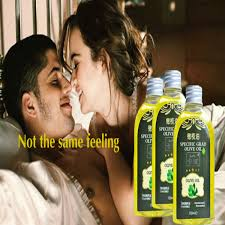 Olive oil as anal lube