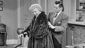 watch i love lucy season 1 episode 9 the fur coat full show on cbs all access