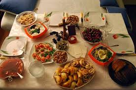 There seems to be this pressure that holiday dinners are special. Christmas Food Traditions Around The World Fluent In 3 Months