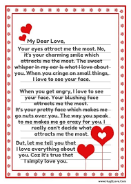 2b8089cf476b9d1eea322e ddf33 romantic love letters letter for him