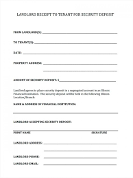 letter of despute refund receipt format beautiful security deposit form california